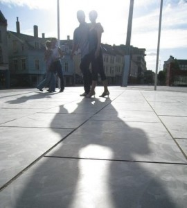 sol, luft og tango!