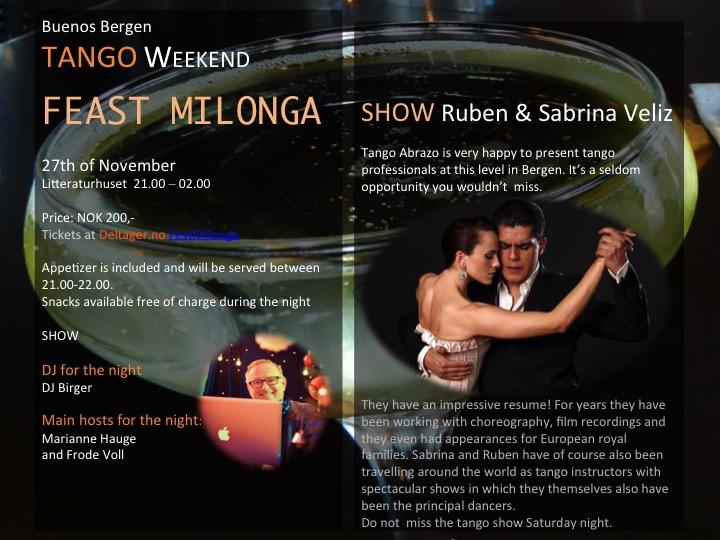 Fest Milonga 27.nov